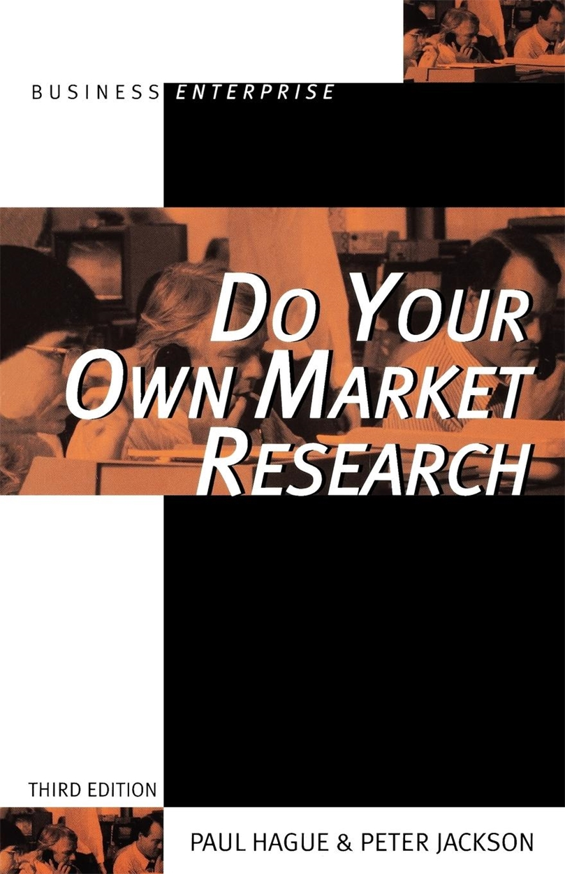 Do Your Own Market Research (9780749426521)