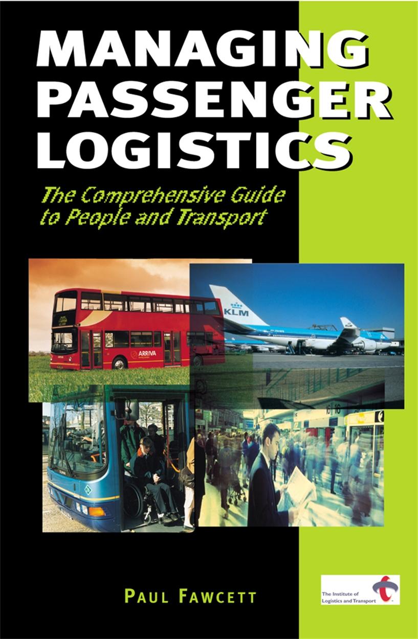 Managing Passenger Logistics (9780749432140)
