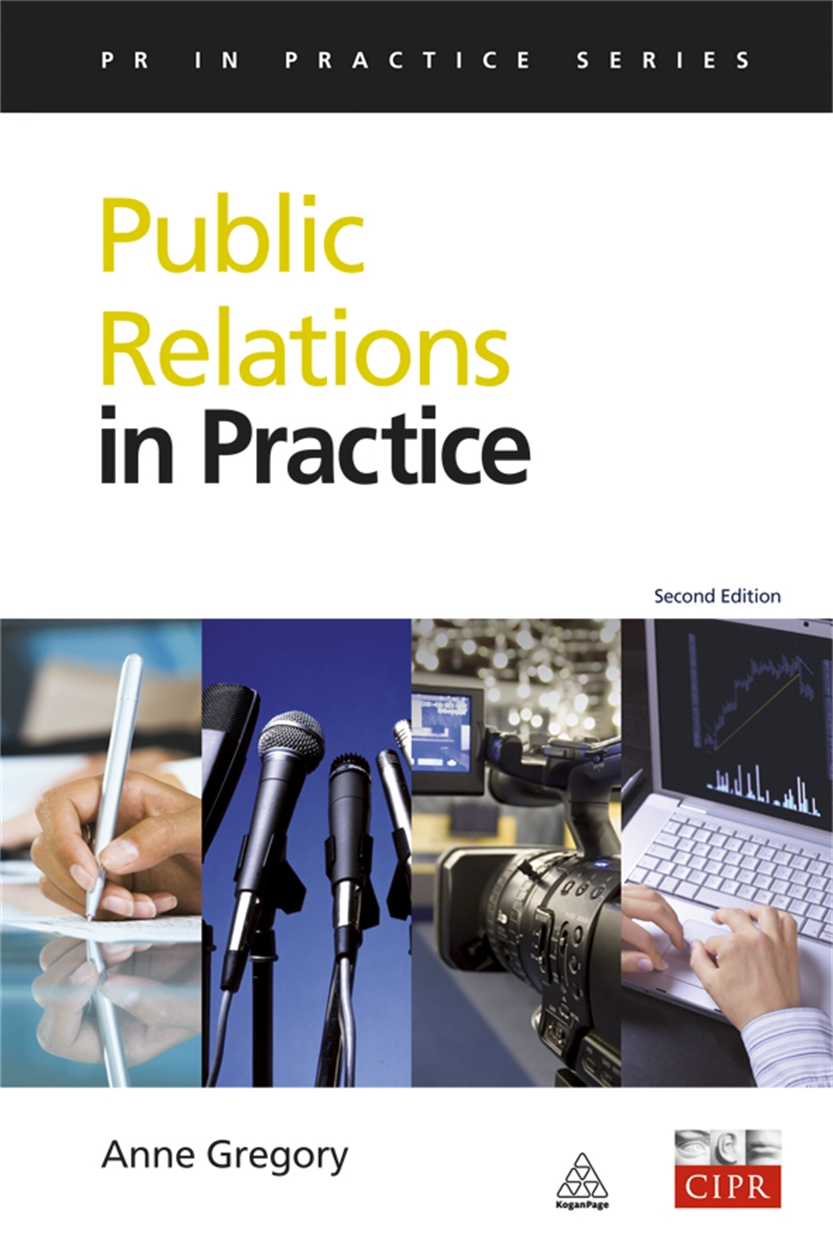 Public Relations in Practice (9780749433819)