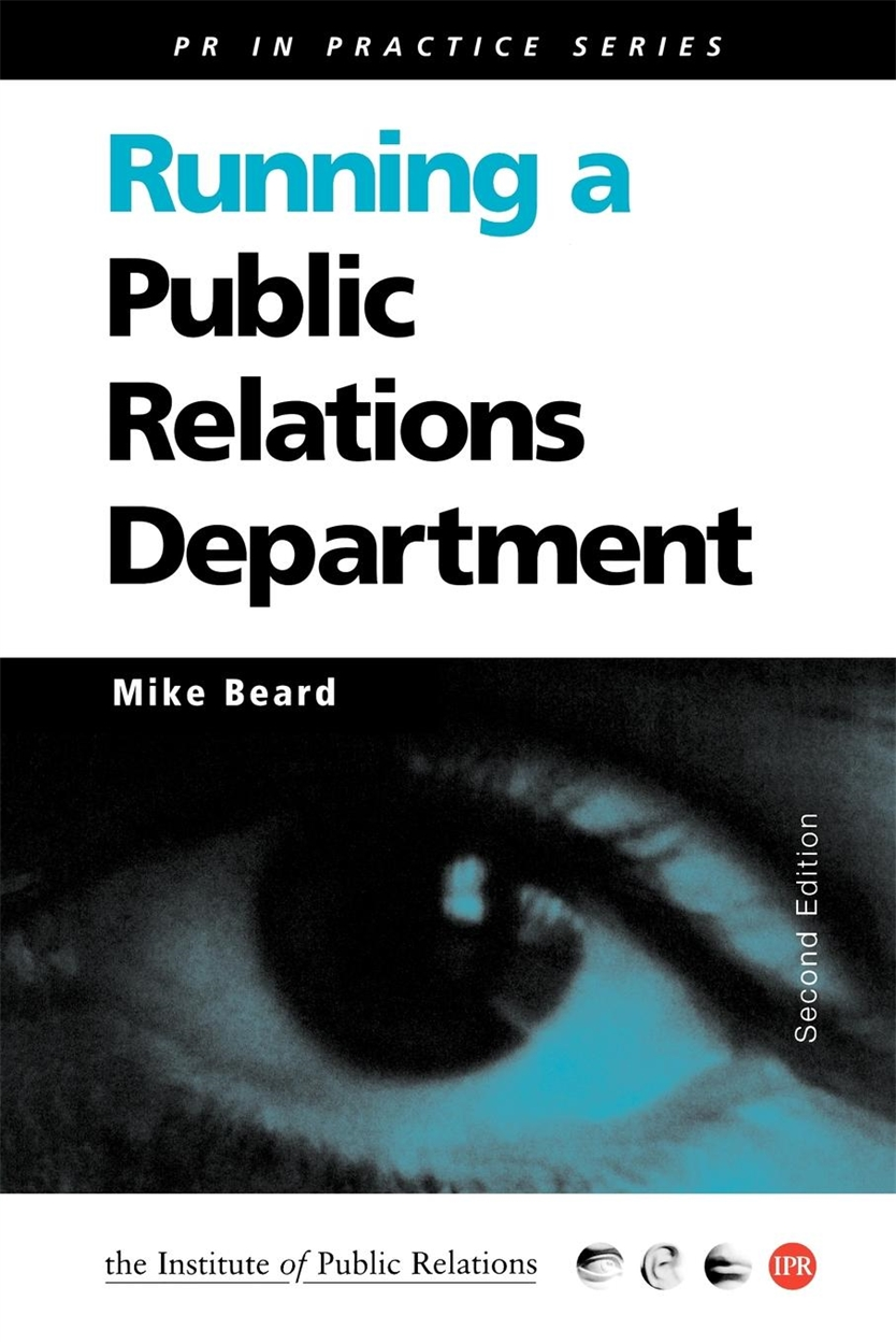 Running a Public Relations Department (9780749434243)