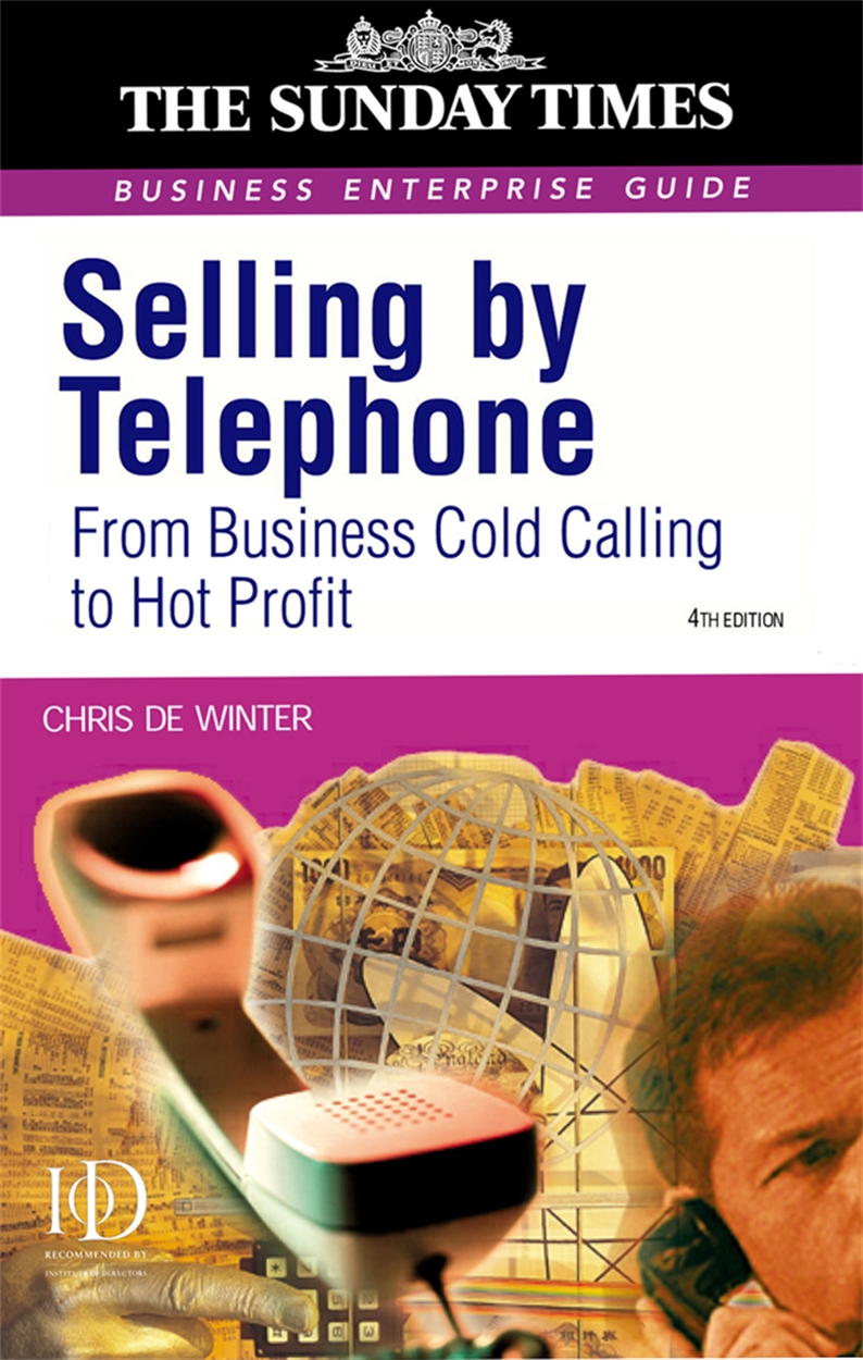 Selling by Telephone (9780749436827)