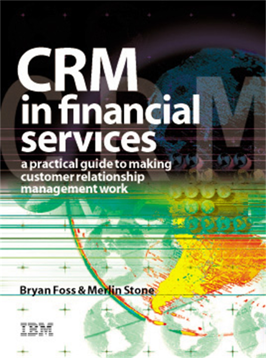 CRM in Financial Services (9780749436964)