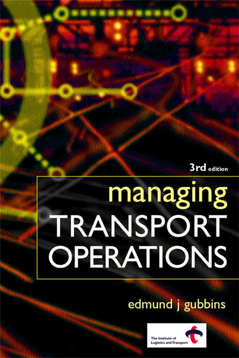 Managing Transport Operations (9780749439286)