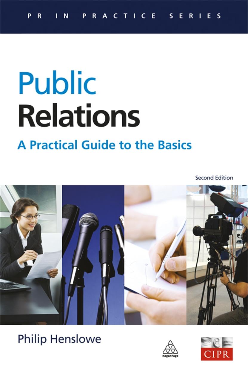Public Relations (9780749440725)