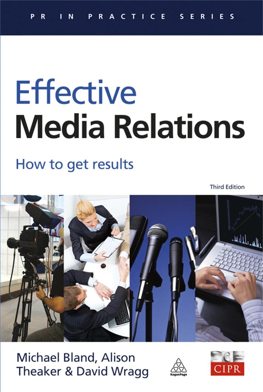 Effective Media Relations (9780749443801)