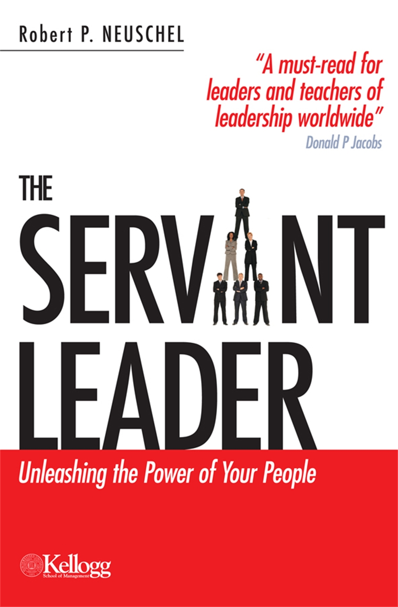 The Servant Leader (9780749445331)