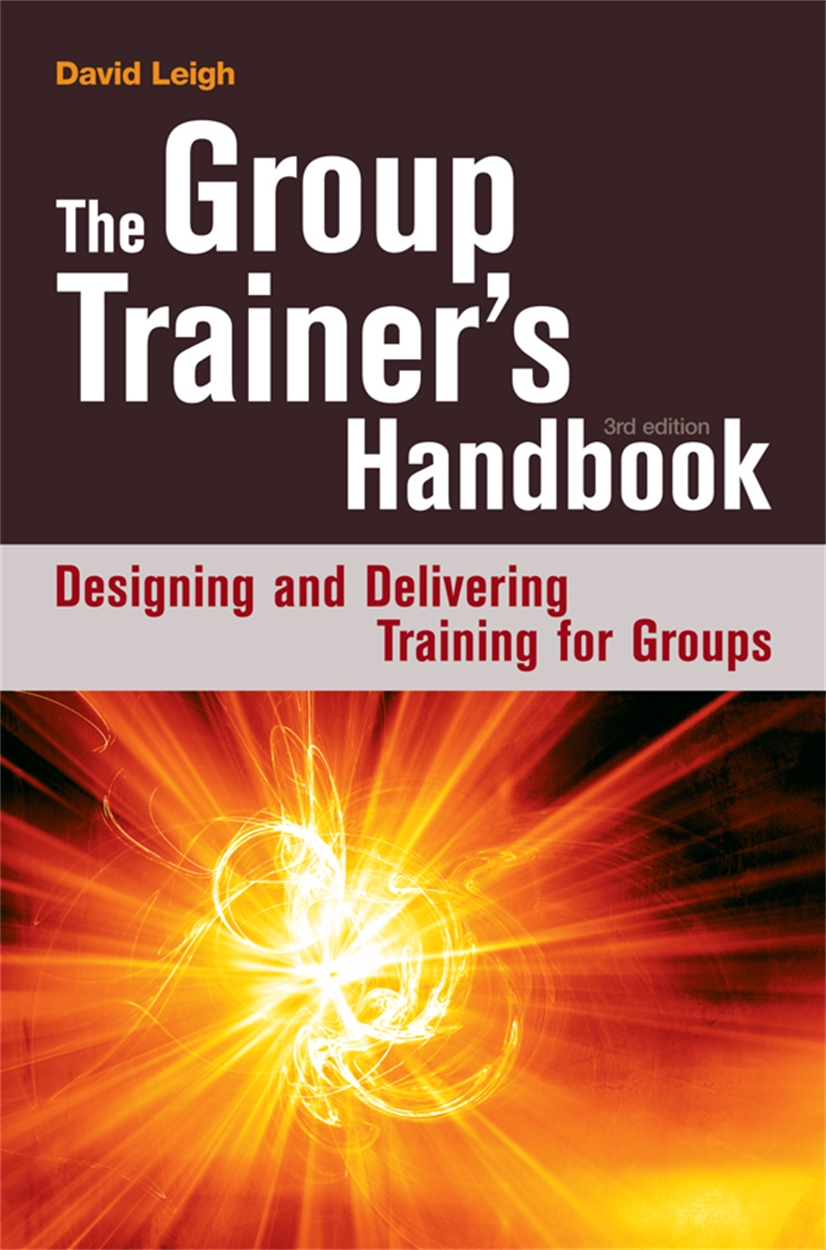 The Group Trainer's Handbook (9780749447441)