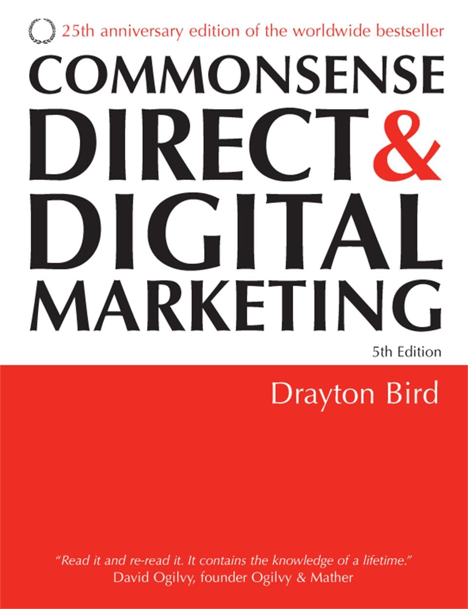 Commonsense Direct and Digital Marketing (9780749447601)