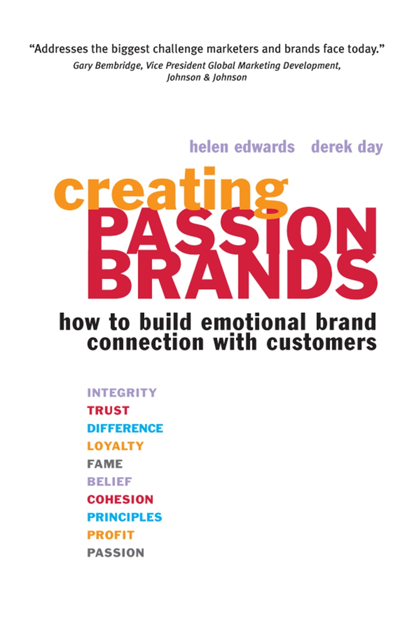 Creating Passion Brands (9780749447625)