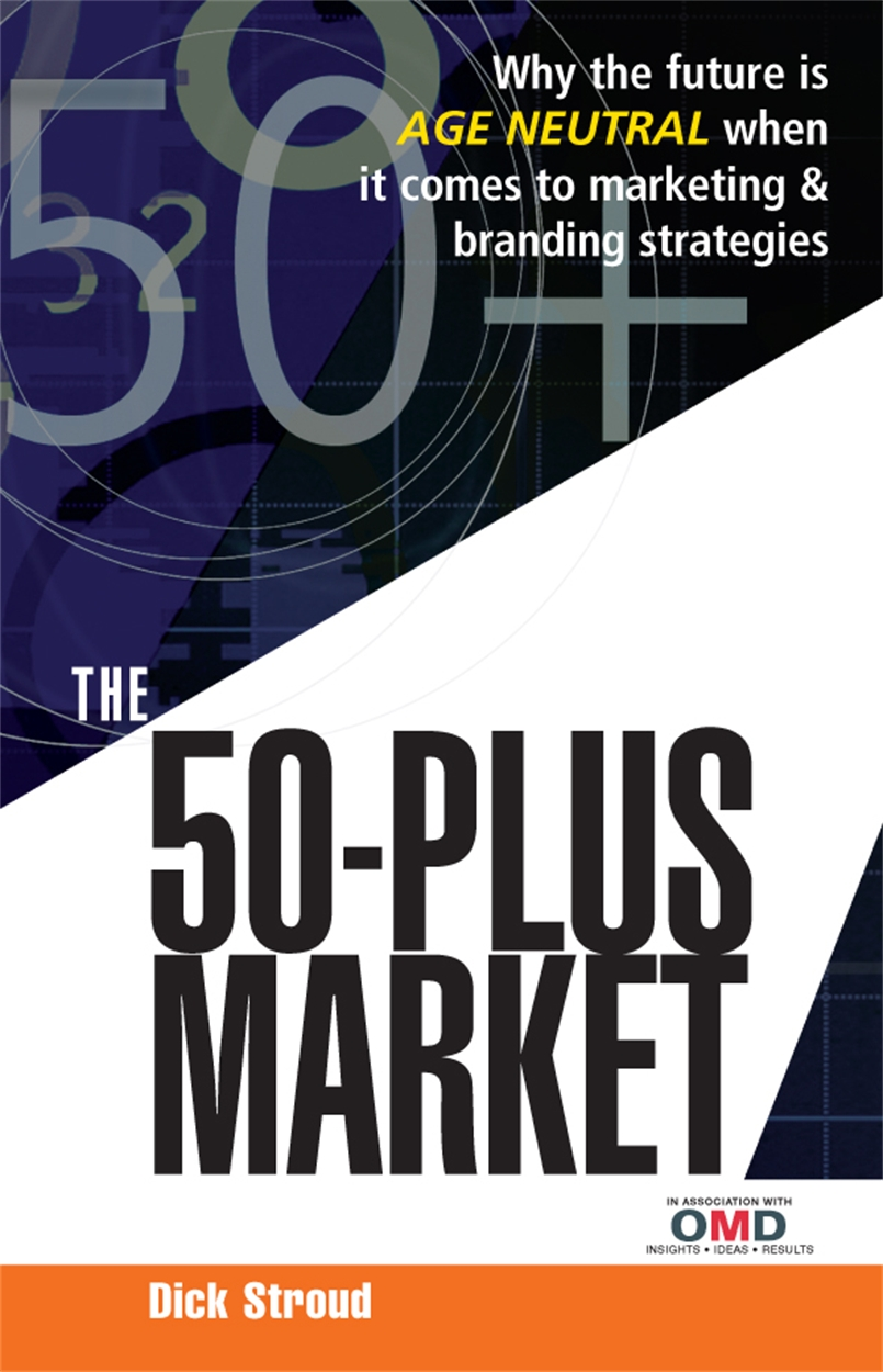 The 50 Plus Market (9780749449391)
