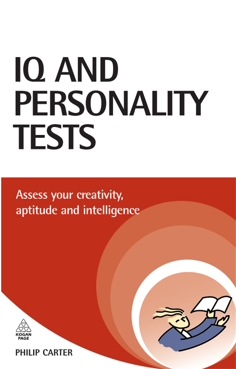 IQ and Personality Tests (9780749449544)