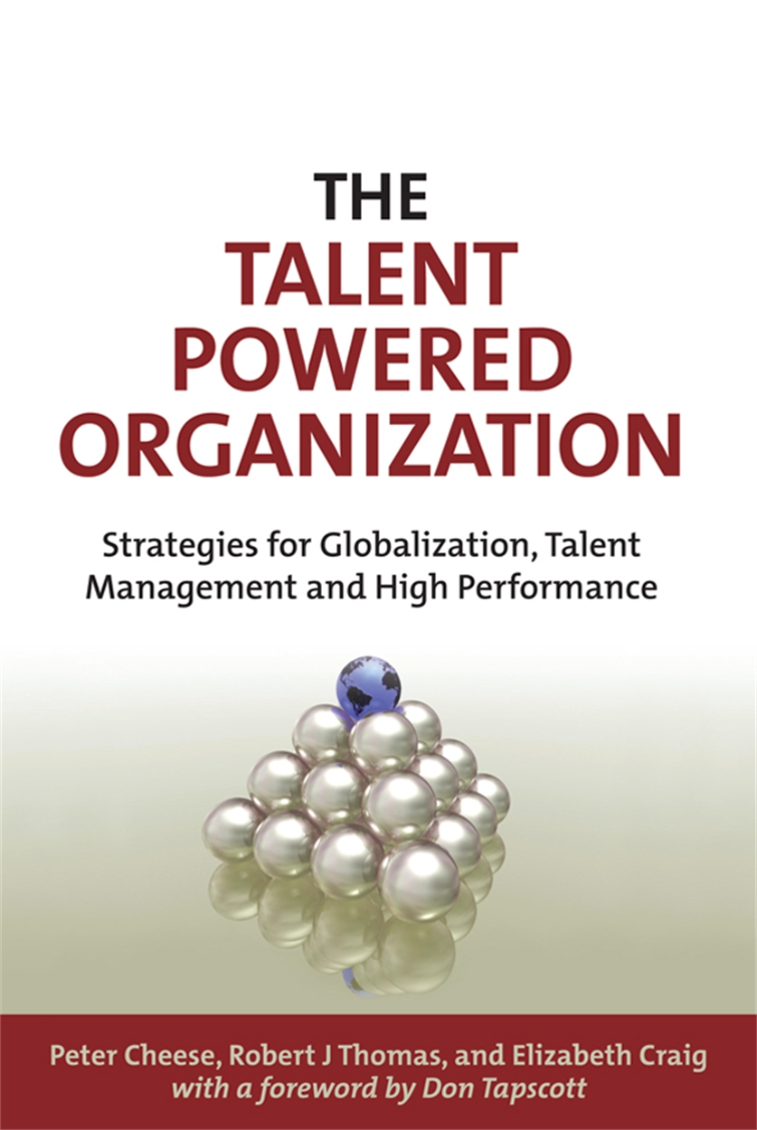 The Talent Powered Organization (9780749449902)