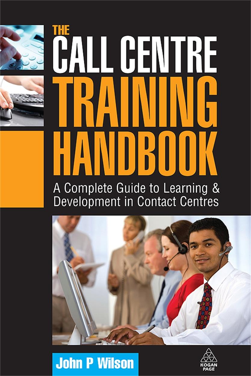 The Call Centre Training Handbook (9780749450885)