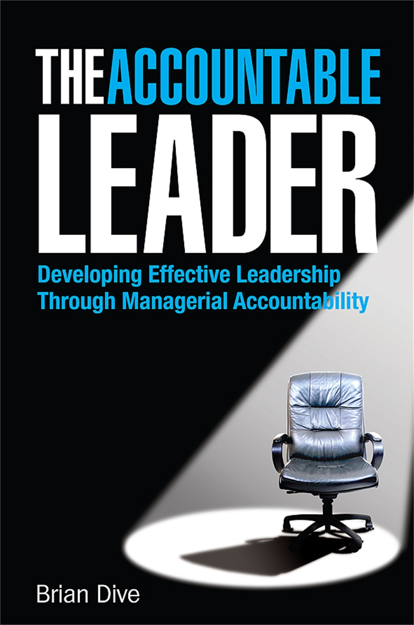 The Accountable Leader (9780749451608)