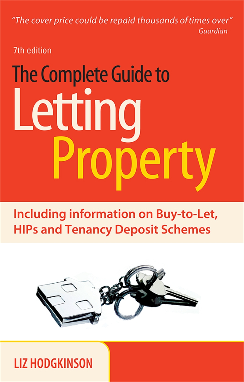 The Complete Guide to Letting Property (9780749452209)