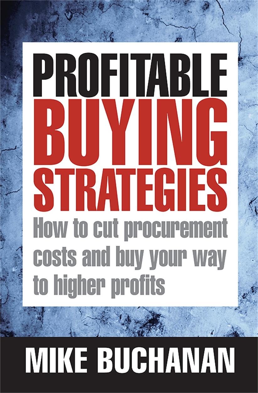 Profitable Buying Strategies (9780749452384)