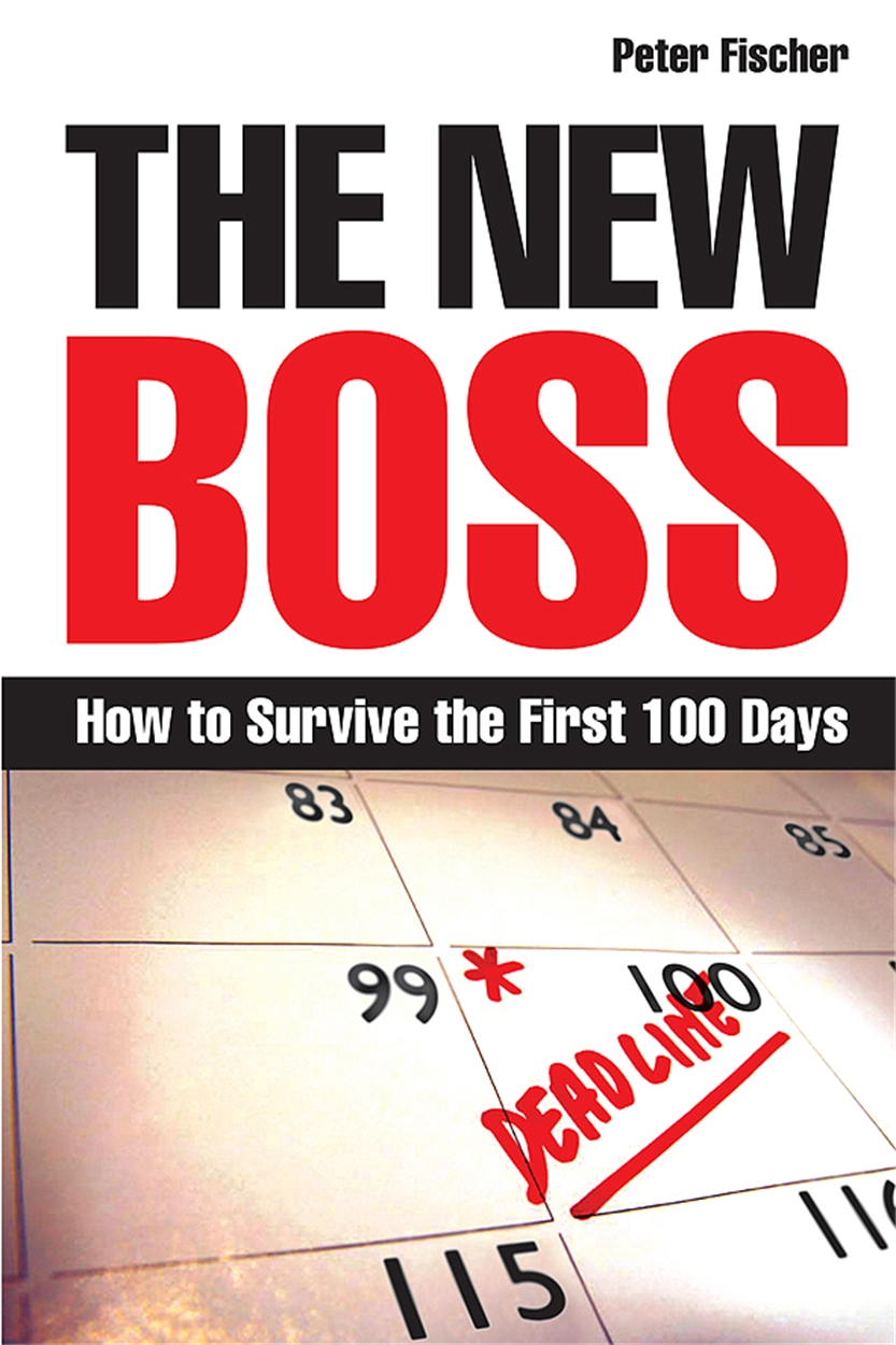 The New Boss (9780749452704)