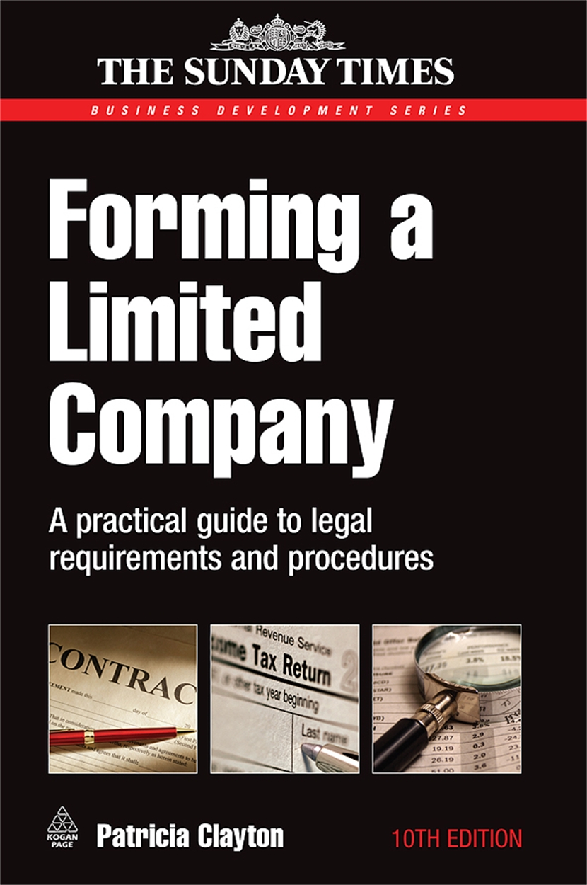 Forming a Limited Company (9780749453046)