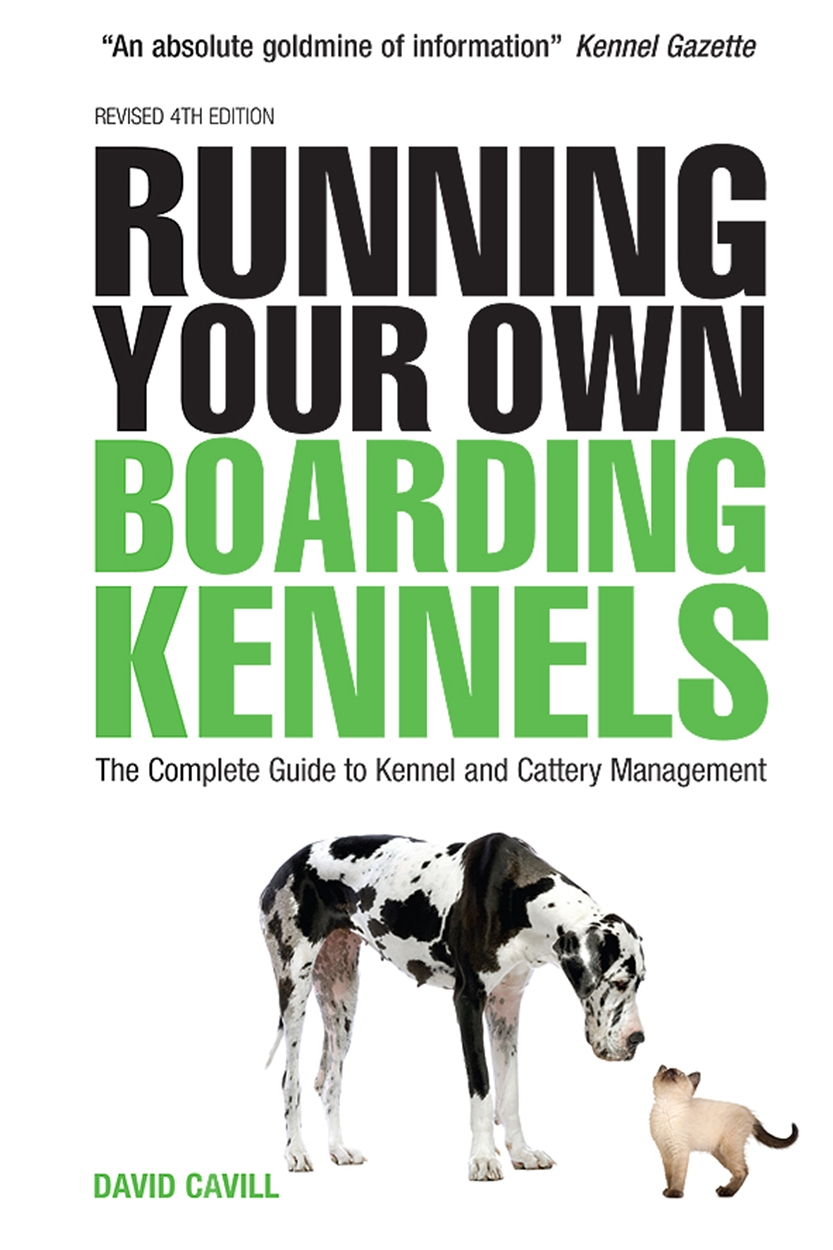 Running Your Own Boarding Kennels (9780749453305)
