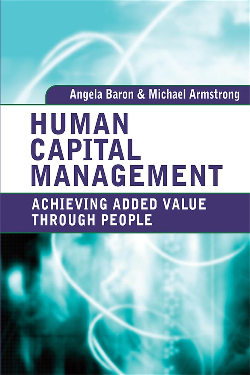 Human Capital Management (9780749453848)