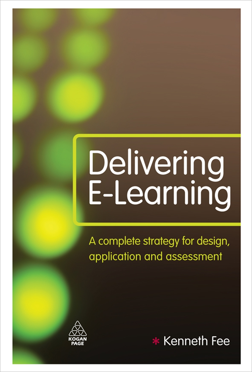 Delivering E-Learning (9780749453978)