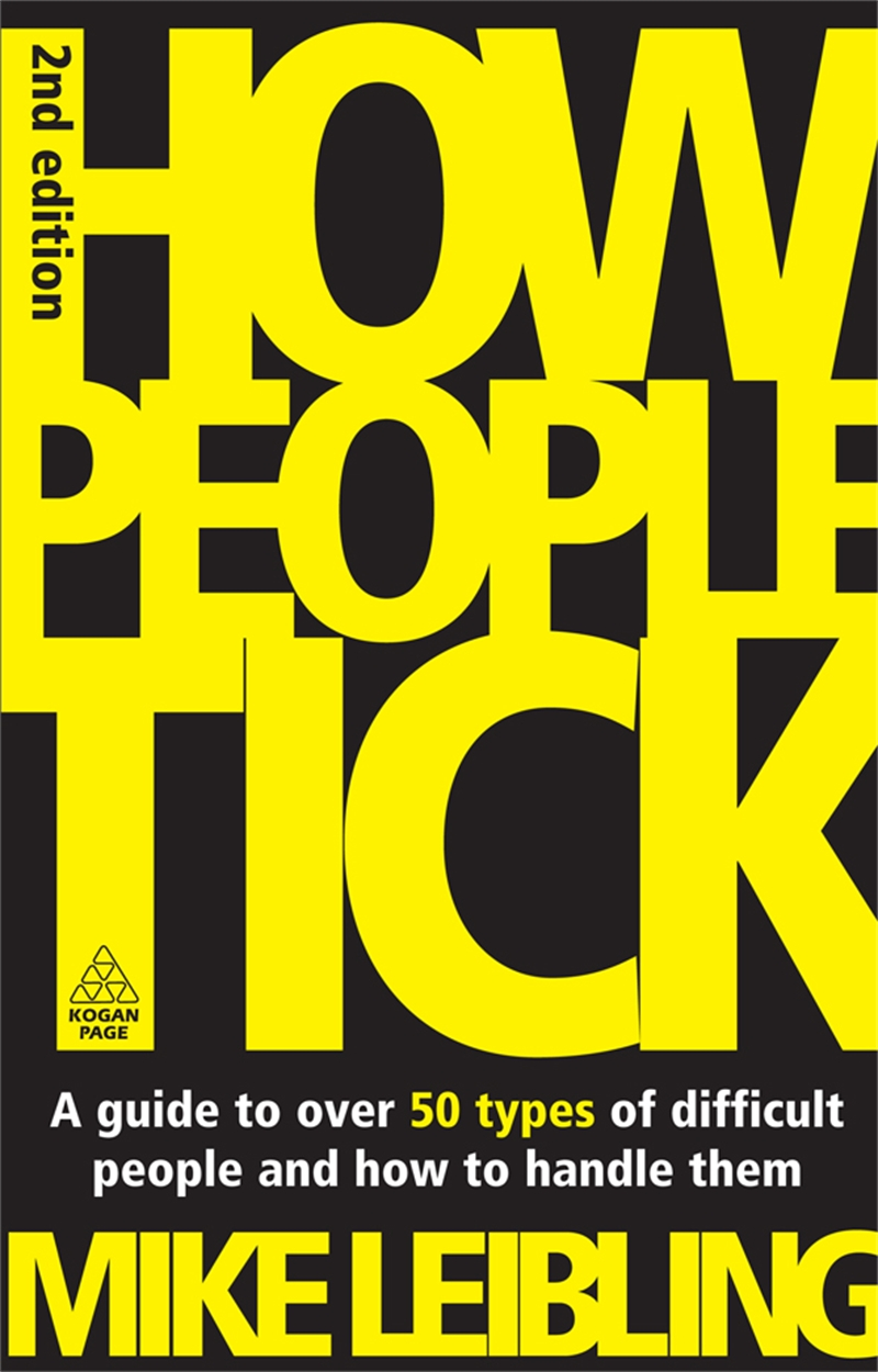 How People Tick (9780749454593)
