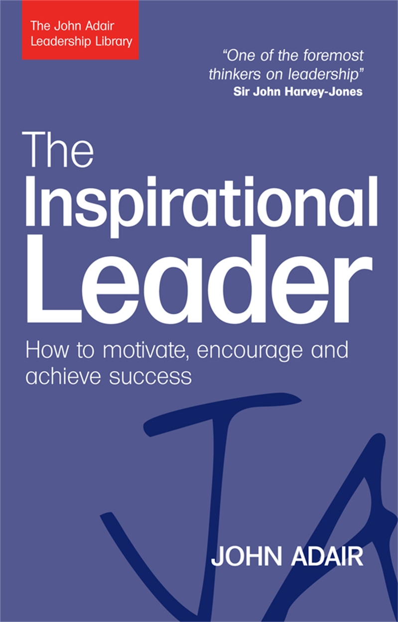 The Inspirational Leader (9780749454784)