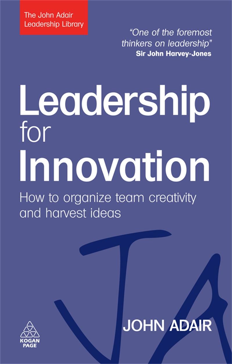 Leadership for Innovation (9780749454791)