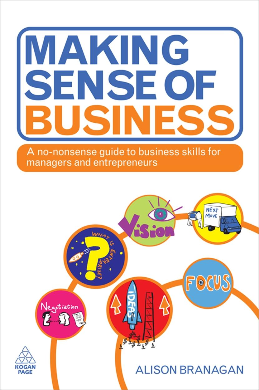 Making Sense of Business (9780749454869)
