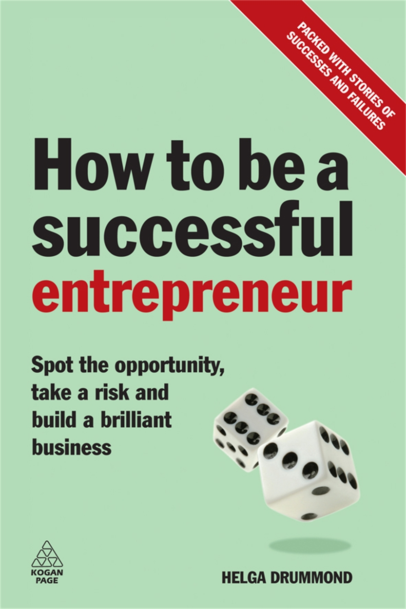 How to be a Successful Entrepreneur (9780749455149)
