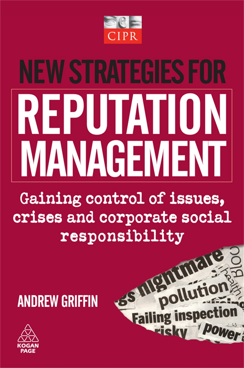 New Strategies for Reputation Management (9780749456337)