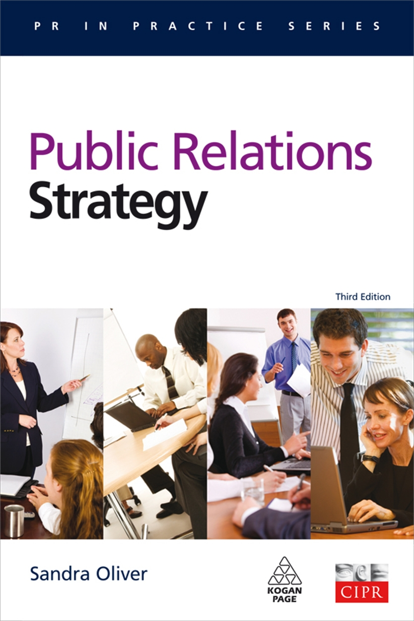 Public Relations Strategy (9780749456405)