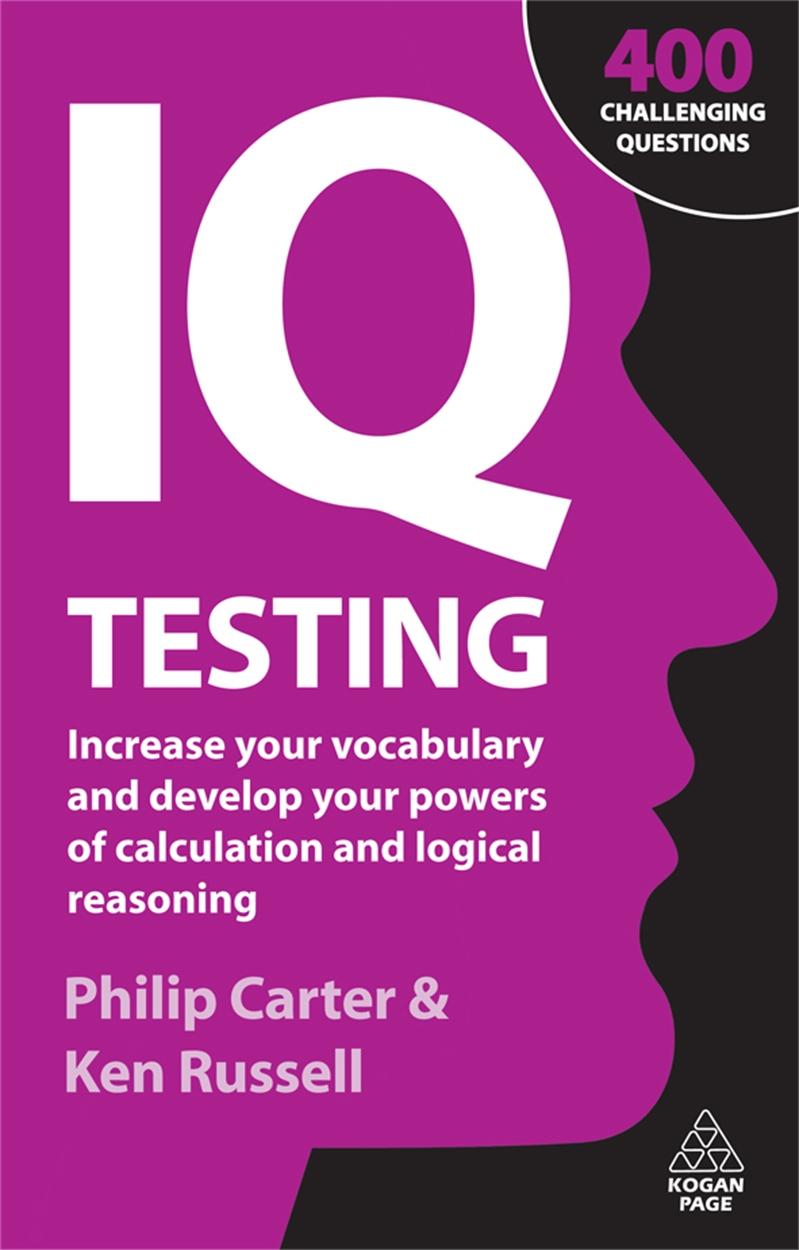IQ Testing (9780749456429)