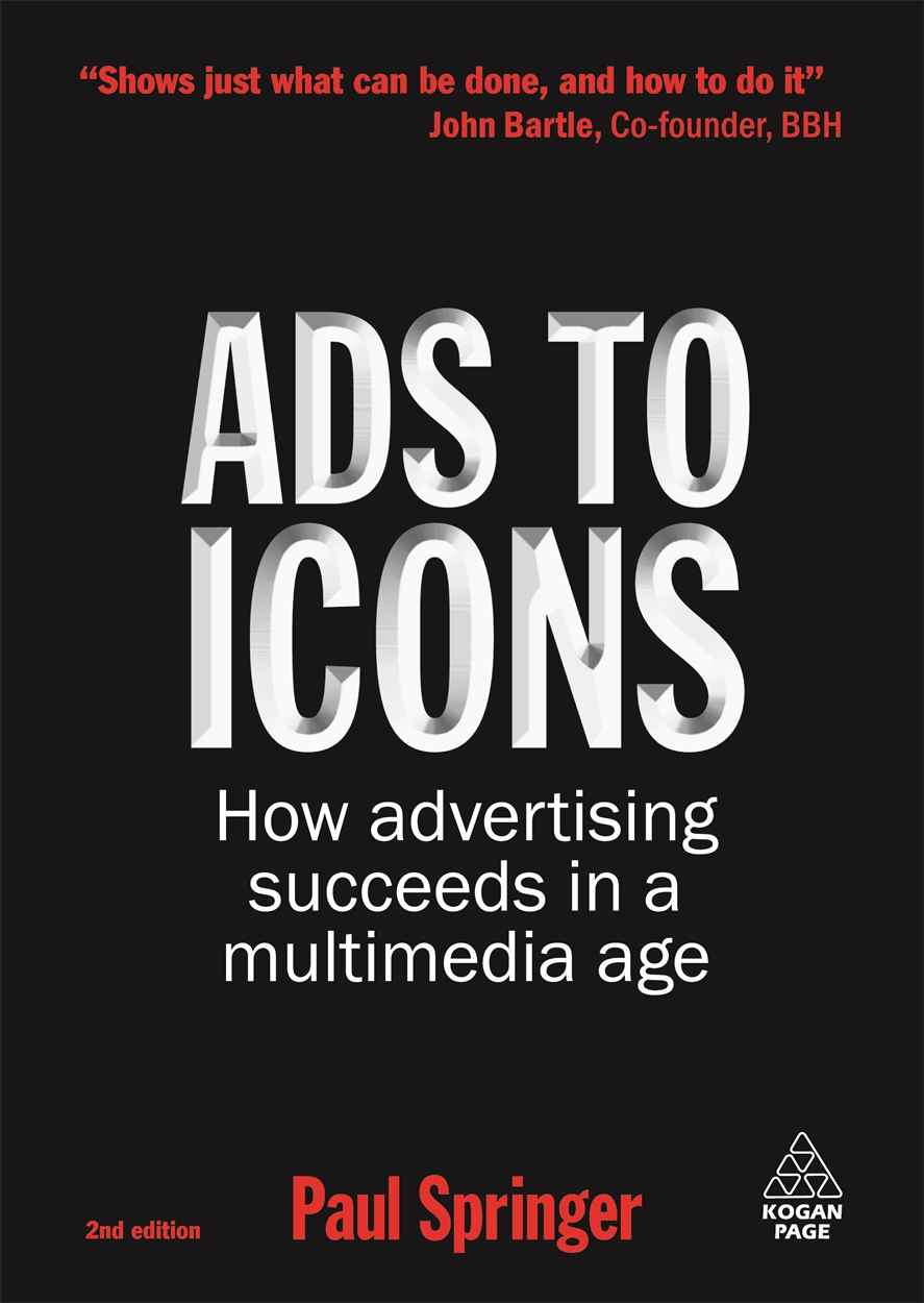 Ads to Icons (9780749456474)