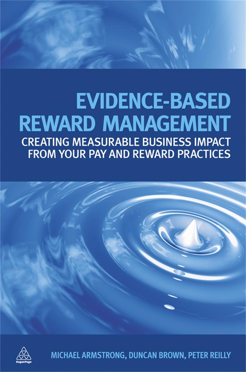 Evidence-Based Reward Management (9780749456566)