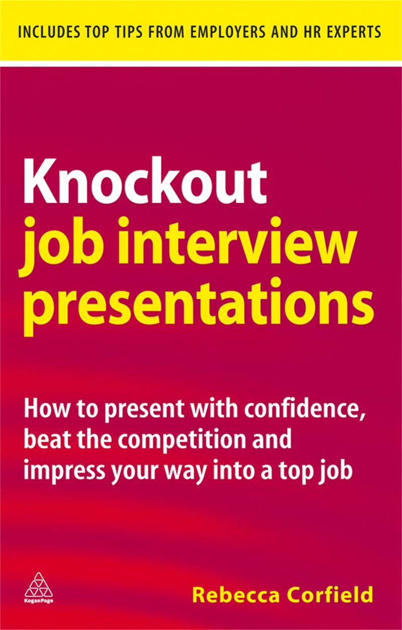 Knockout Job Interview Presentations (9780749457150)