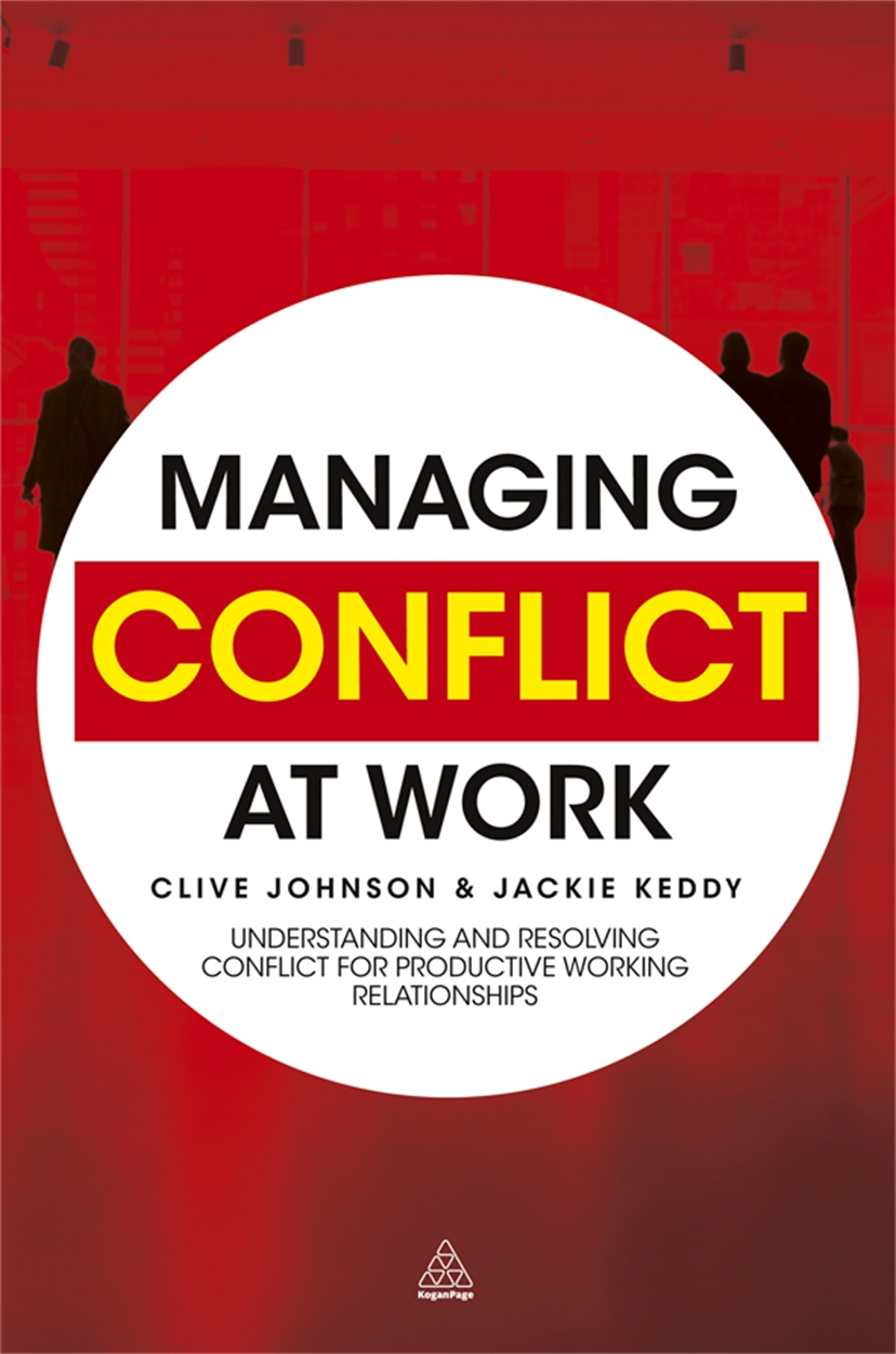 Managing Conflict at Work (9780749459529)