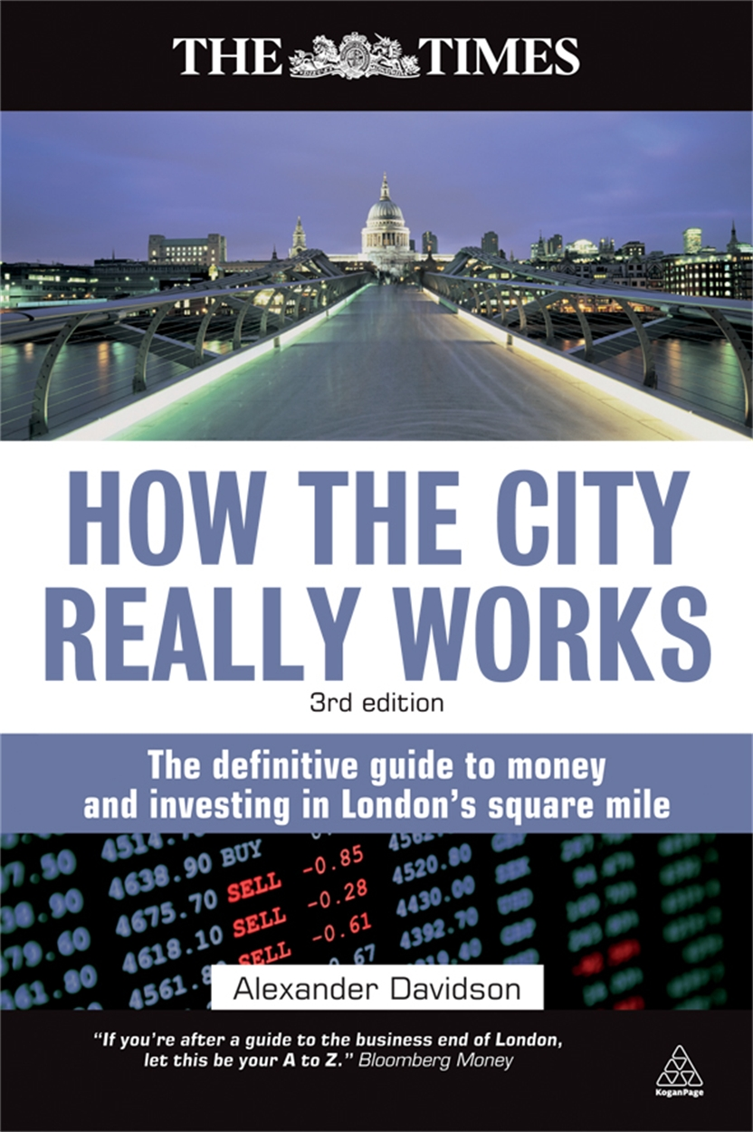 How the City Really Works (9780749459680)