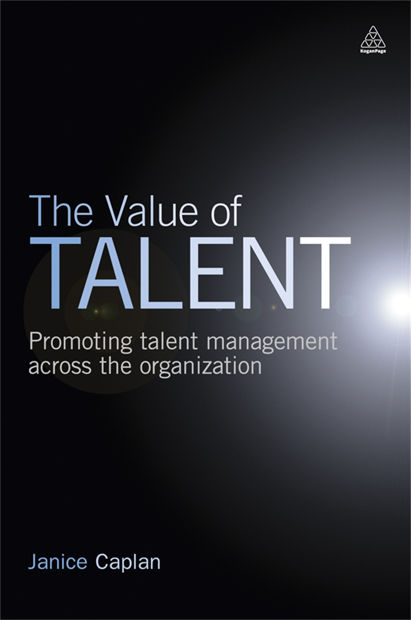 The Value of Talent (9780749459840)