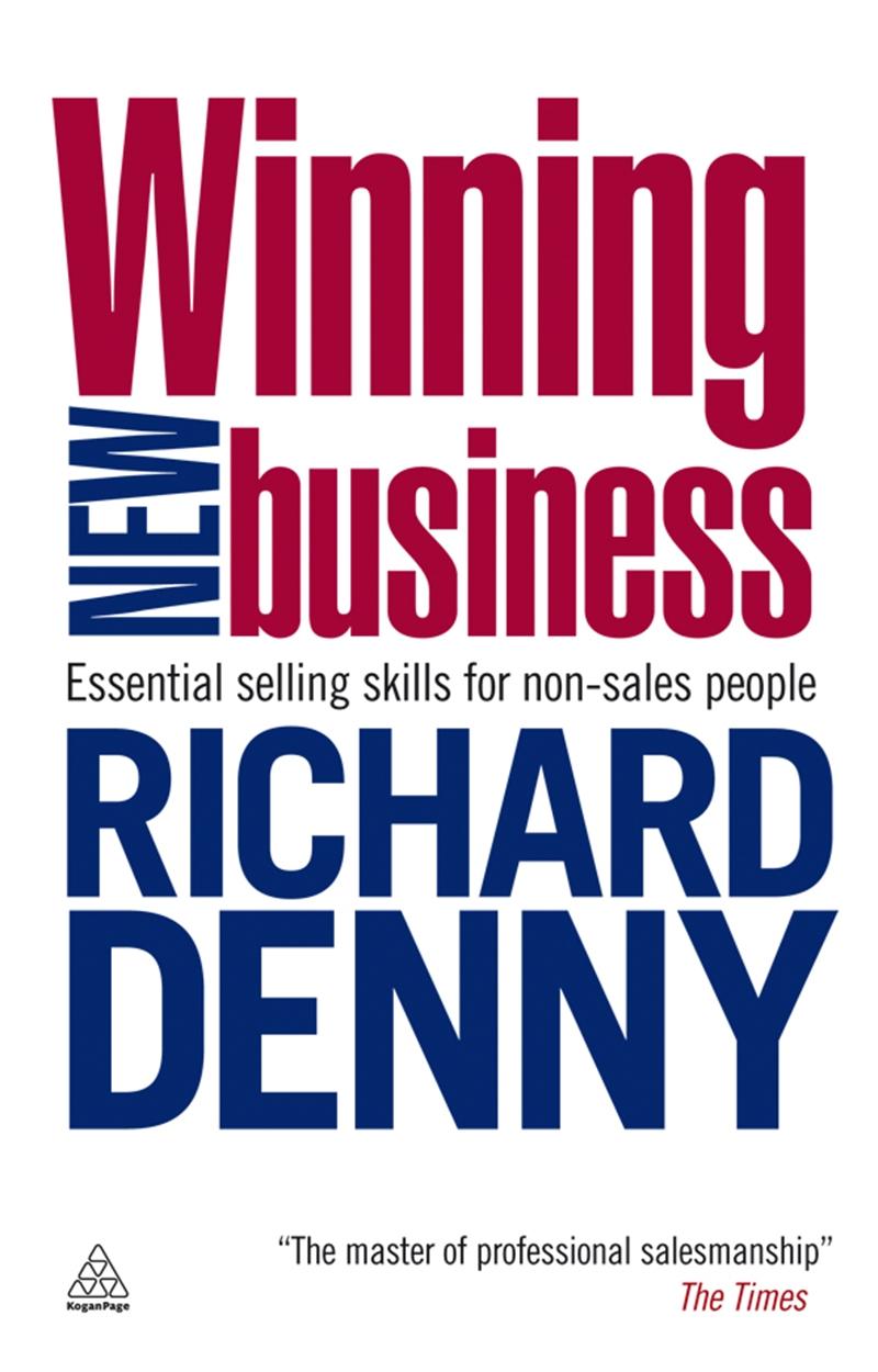 Winning New Business (9780749459888)