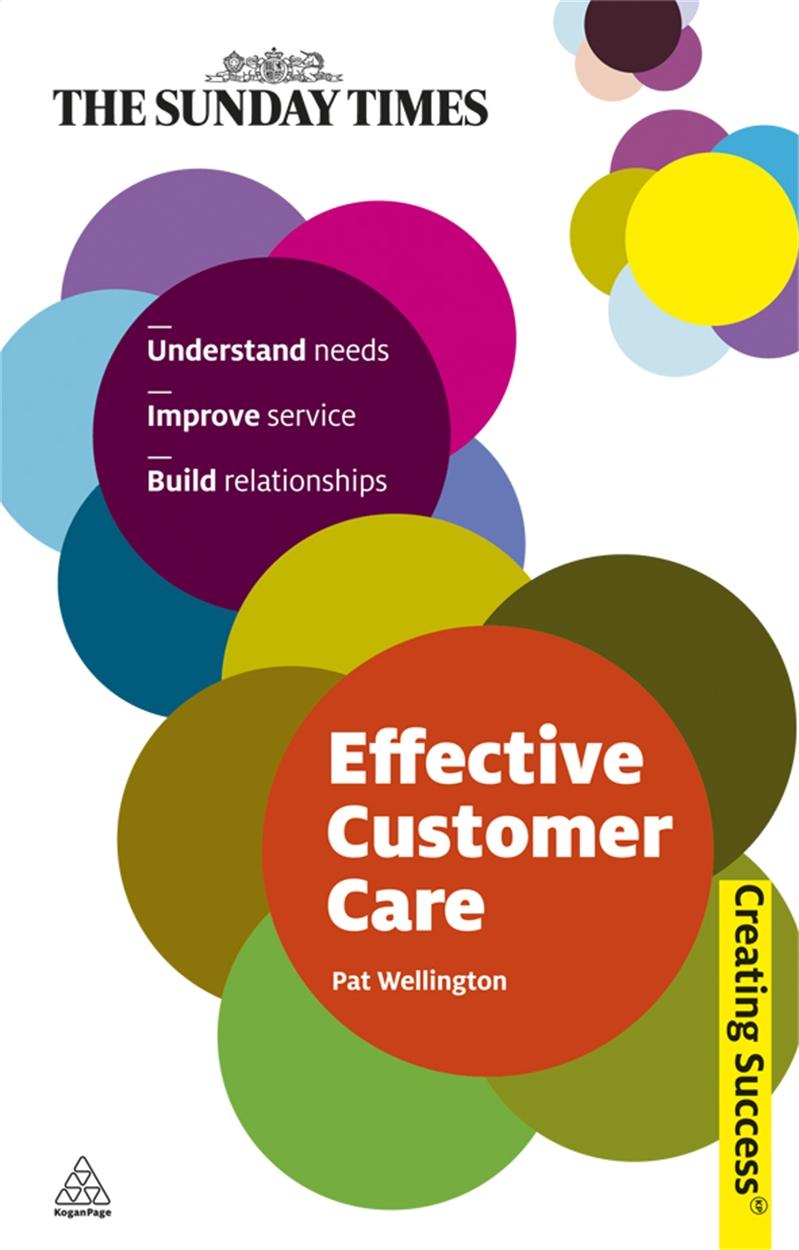 Effective Customer Care (9780749459970)