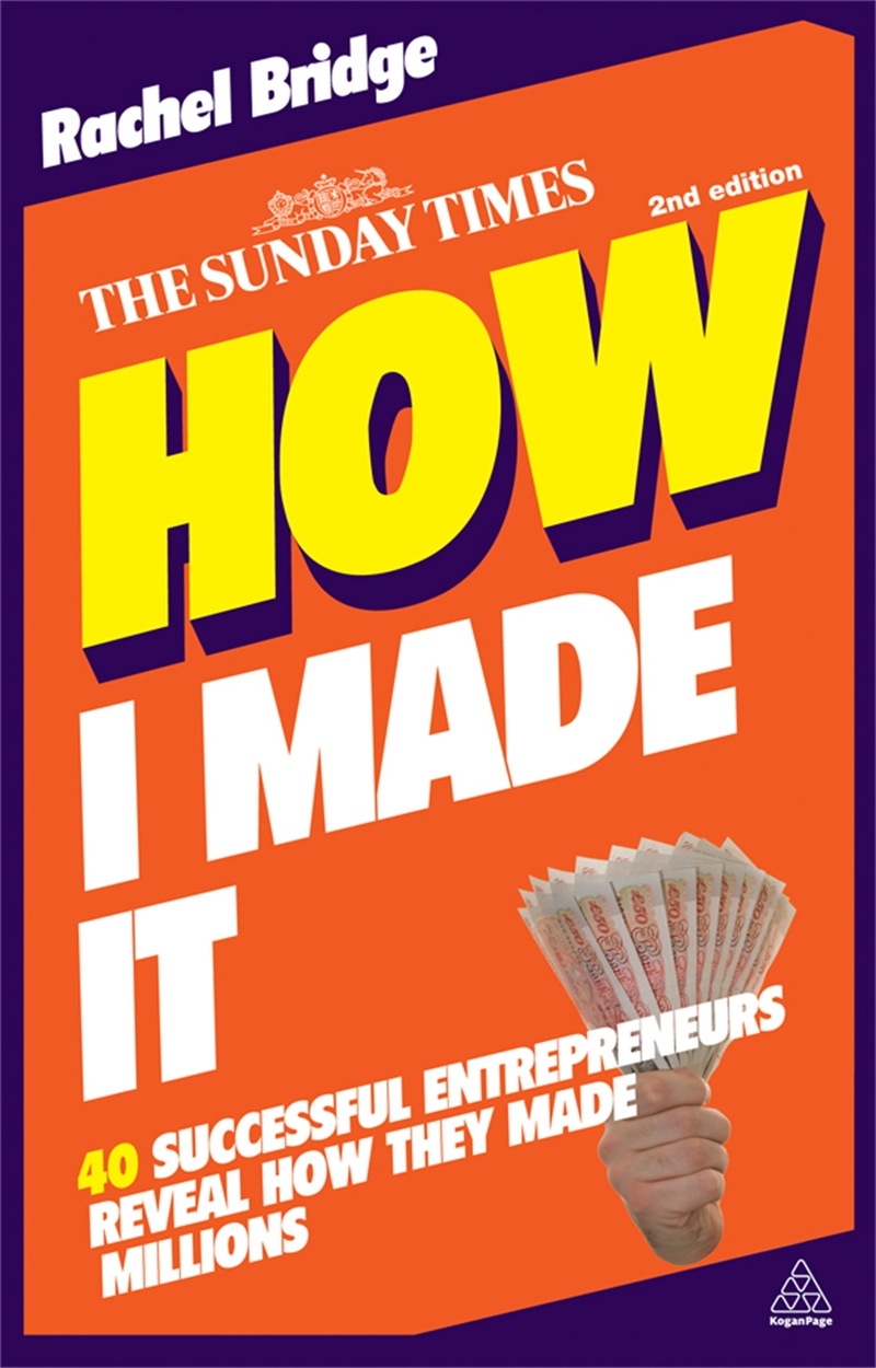 How I Made It (9780749460525)
