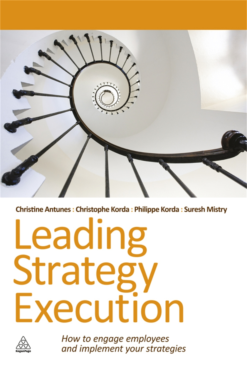 Leading Strategy Execution (9780749460563)