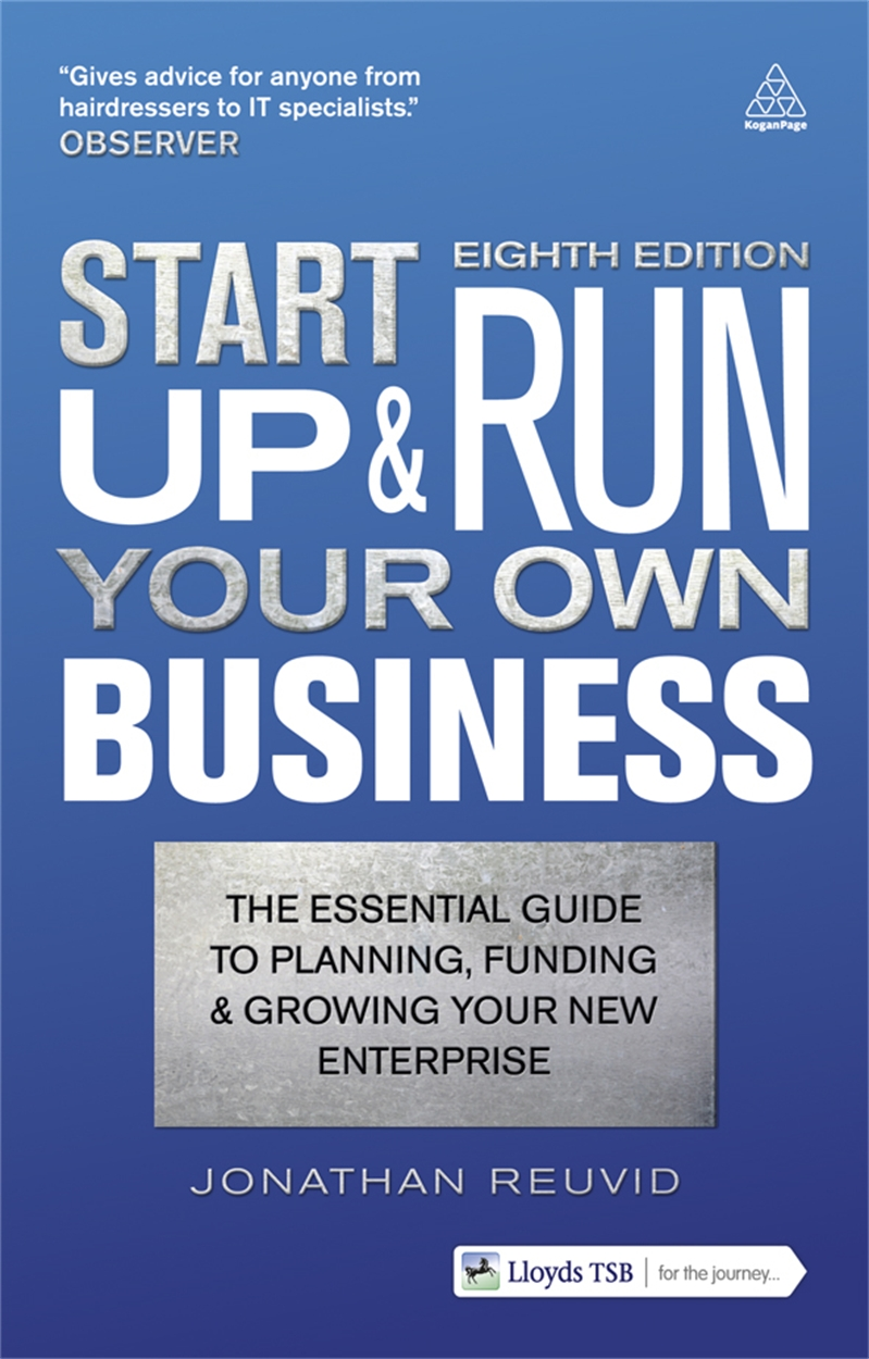 Start Up and Run Your Own Business (9780749460600)