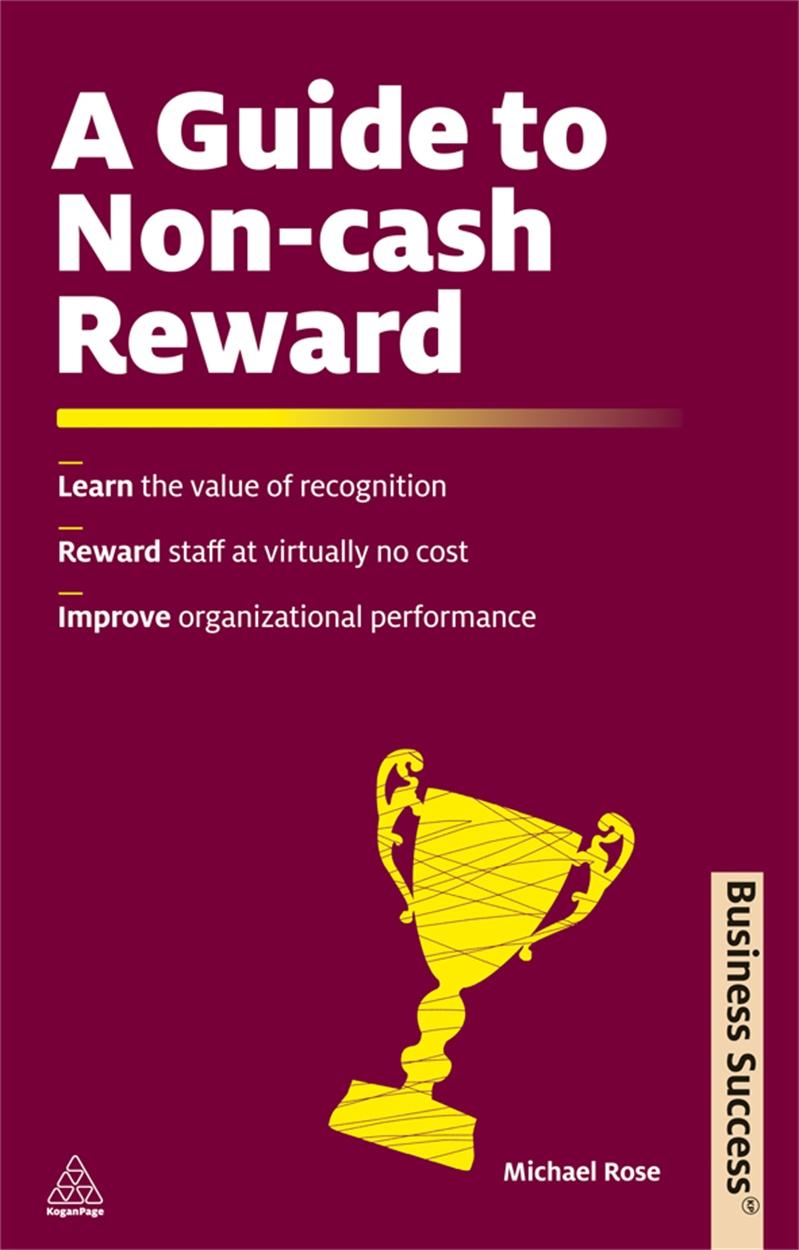 A Guide to Non-Cash Reward (9780749460969)