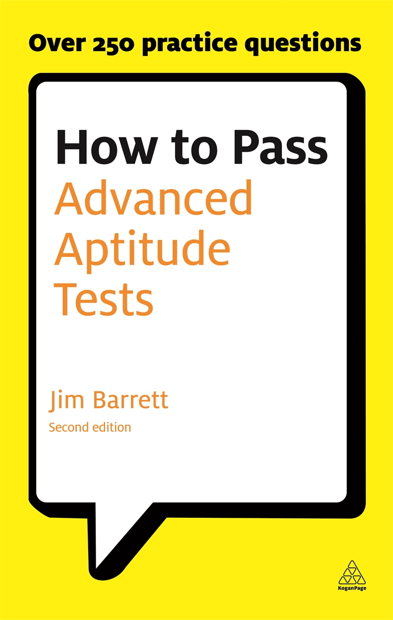 How to Pass Advanced Aptitude Tests (9780749461423)