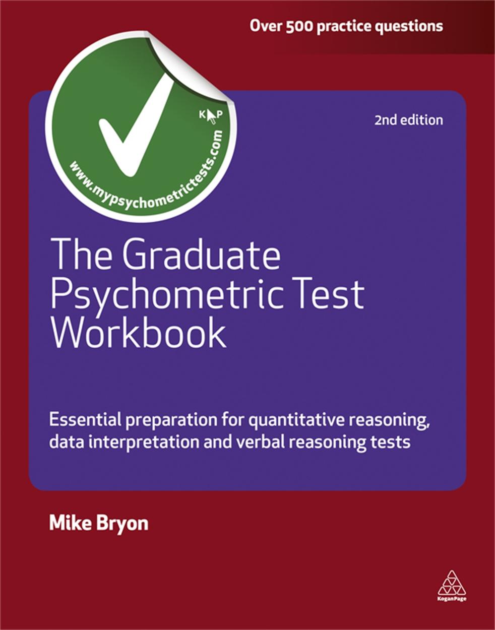 The Graduate Psychometric Test Workbook (9780749461744)
