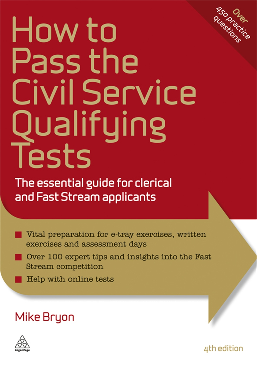 How to Pass the Civil Service Qualifying Tests (9780749461799)