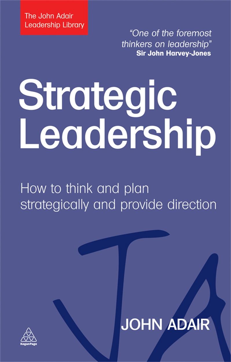 Strategic Leadership (9780749462031)