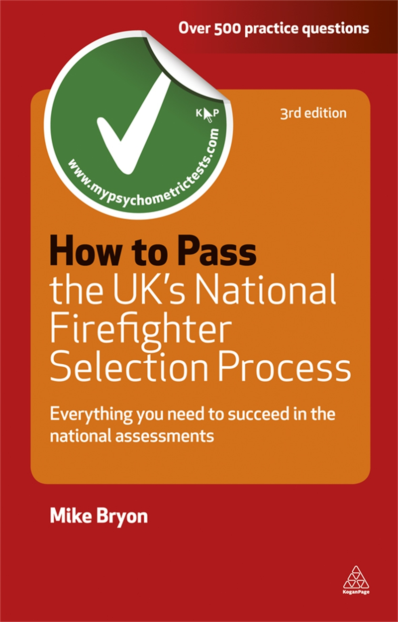 How to Pass the UK's National Firefighter Selection Process (9780749462055)
